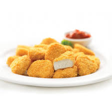 how to cook crumbed chicken breast