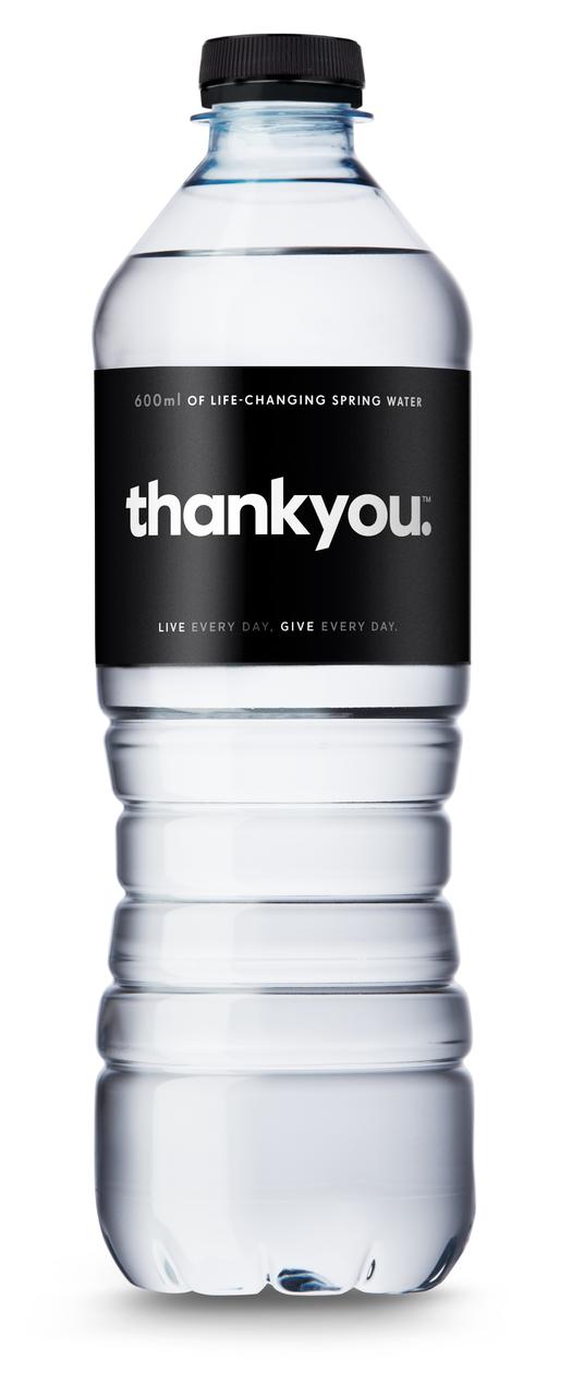Thankyou Premium Spring Water 600ml Southwest Wholesalers