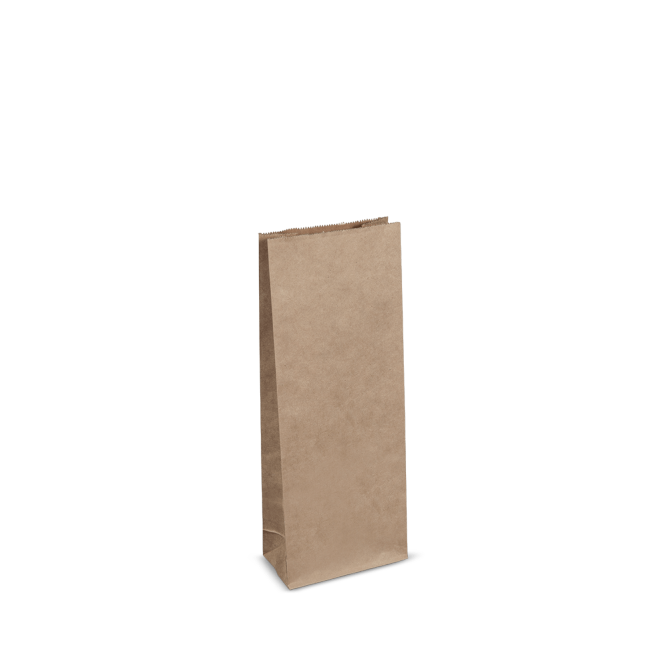 Brown Paper Bags 16 SOS Medium Take Away Bag