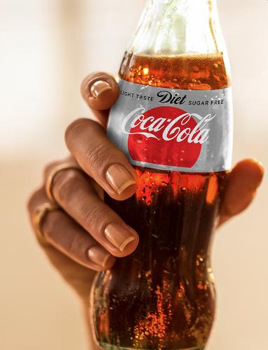 Glass Bottles - Diet Coke 385ml